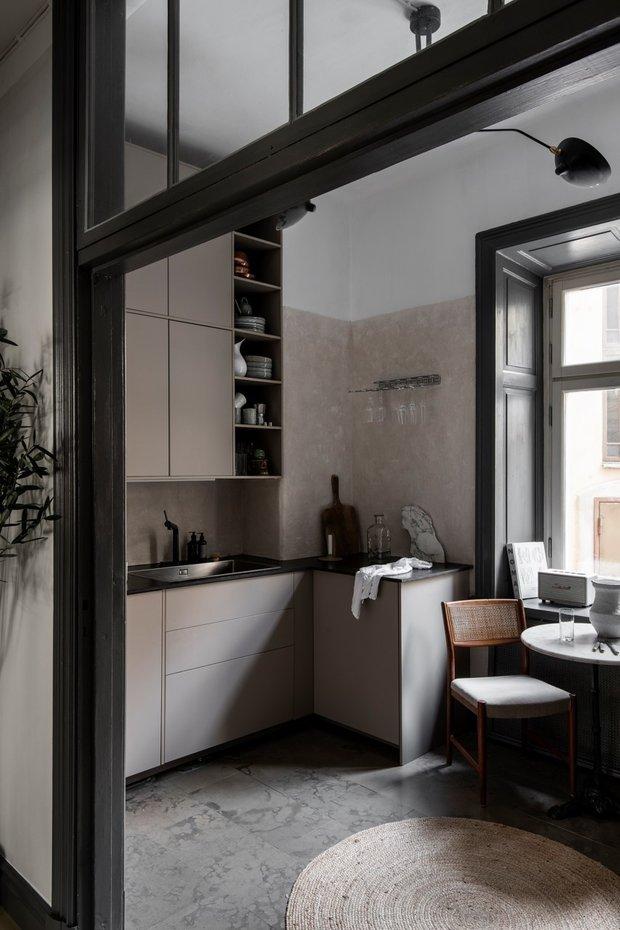 Фотография: Кухня и столовая в стиле Скандинавский, Декор интерьера, Минимализм, 2 комнаты, 40-60 метров – фото на INMYROOM