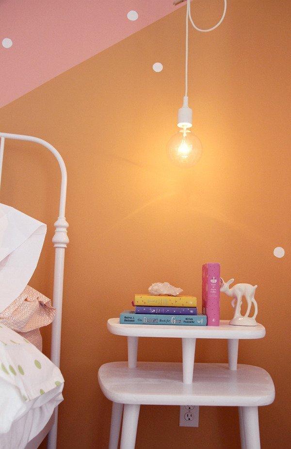 Фотография: Декор в стиле Скандинавский, Детская, Интерьер комнат, Цвет в интерьере, Белый – фото на INMYROOM