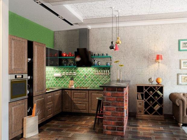 Фотография: Кухня и столовая в стиле Скандинавский, Минимализм, Лофт, Декор интерьера, Малогабаритная квартира, Квартира, Дом, Декор – фото на INMYROOM