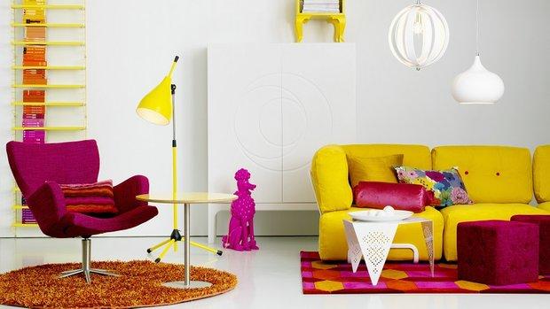 Фотография: Гостиная в стиле Хай-тек, Декор интерьера, Декор, Советы, антитренды – фото на INMYROOM