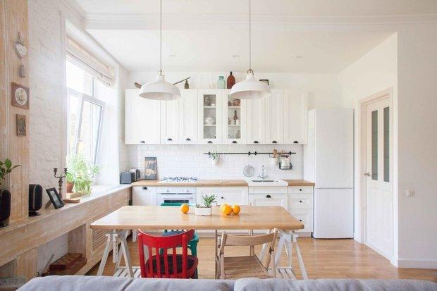 Фотография: Кухня и столовая в стиле Скандинавский, Советы, Yucubedesign, Юлия Ермакова – фото на INMYROOM
