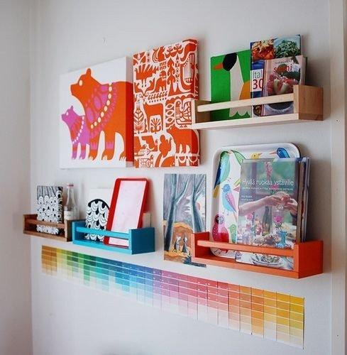 Фотография: Кухня и столовая в стиле Лофт, Современный, DIY, Советы, хранение вещей – фото на INMYROOM