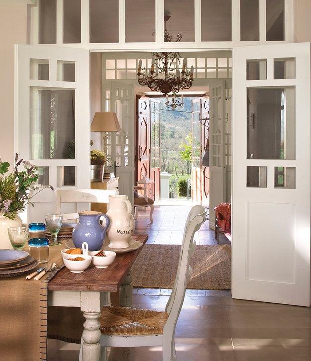Фотография: Кухня и столовая в стиле Прованс и Кантри, Декор интерьера, Дом и дача – фото на INMYROOM