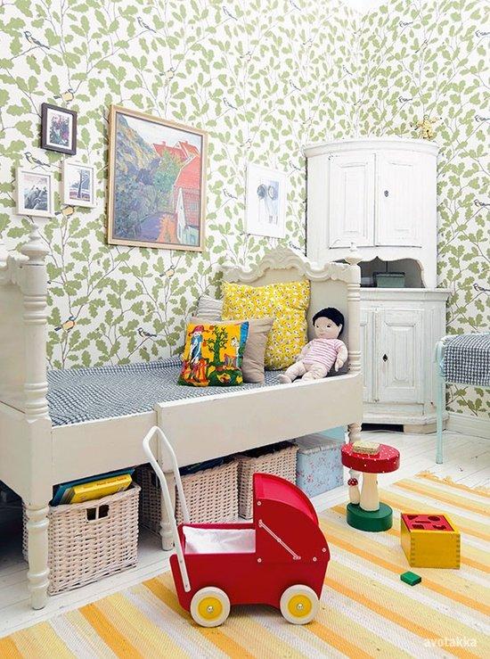 Фотография: Детская в стиле Современный, Эклектика, Декор интерьера, Интерьер комнат – фото на INMYROOM