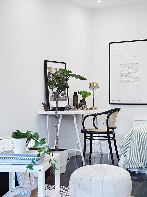 Фотография: Декор в стиле Прованс и Кантри, Скандинавский, Современный, Декор интерьера, Малогабаритная квартира, Квартира, Швеция, Дома и квартиры – фото на INMYROOM