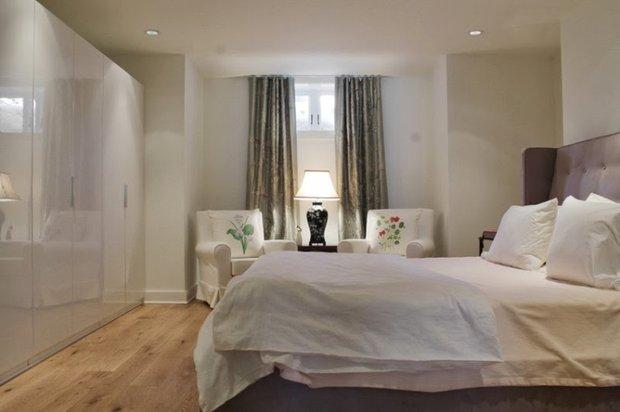 Фотография: Спальня в стиле Современный, Дом, Дома и квартиры, Перепланировка, Переделка – фото на INMYROOM
