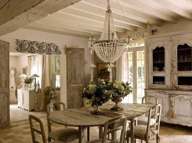 Фотография: Кухня и столовая в стиле Прованс и Кантри, Декор интерьера, Квартира, Дом, Декор – фото на INMYROOM