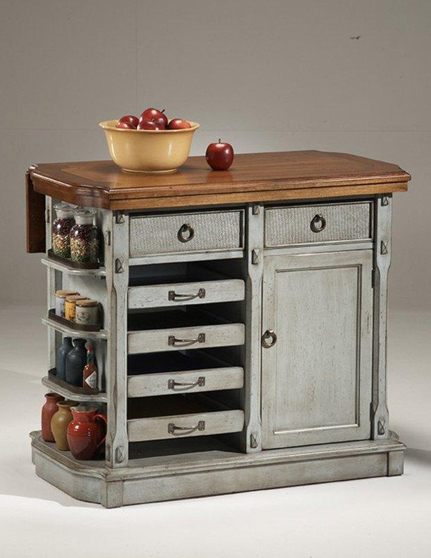 Фотография: Прочее в стиле , Кухня и столовая, Интерьер комнат, Кухонный остров – фото на INMYROOM