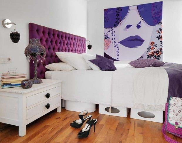 Фотография: Ванная в стиле Современный, Спальня, Интерьер комнат – фото на INMYROOM