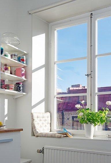 Фотография: Кухня и столовая в стиле Скандинавский, Декор интерьера, DIY, Декор дома, Системы хранения – фото на INMYROOM