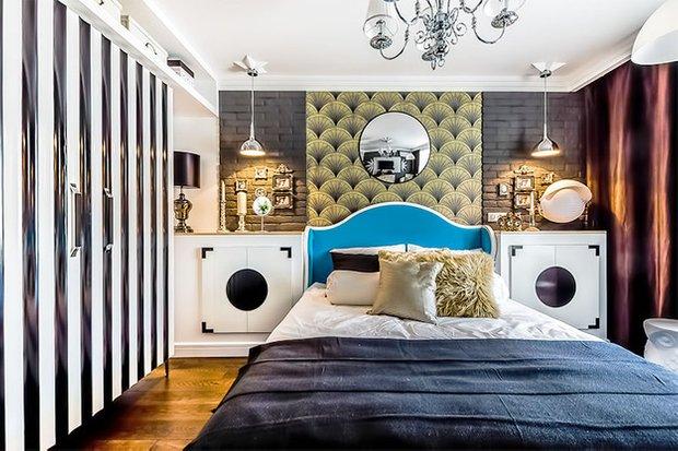 Фотография: Спальня в стиле , Декор интерьера, Интерьер комнат, Ар-деко – фото на INMYROOM