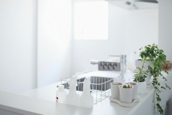 Фотография: Кухня и столовая в стиле Лофт, Дом, Дома и квартиры, Япония – фото на INMYROOM