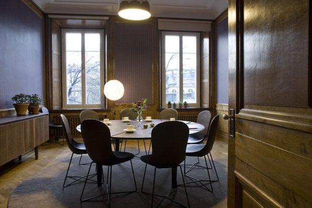 Фотография: Кухня и столовая в стиле Современный, Дом, Дома и квартиры, Отель, Проект недели – фото на INMYROOM