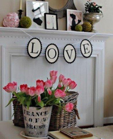 Фотография: Декор в стиле Прованс и Кантри, Декор интерьера, DIY, Праздник, День святого Валентина – фото на INMYROOM