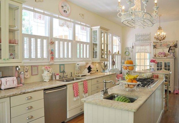 Фотография: Кухня и столовая в стиле , Интерьер комнат, Проект недели, Винтаж – фото на INMYROOM
