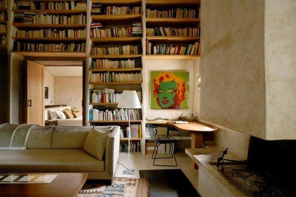 Фотография: Гостиная в стиле Современный, Дом, Дома и квартиры, Прованс – фото на INMYROOM