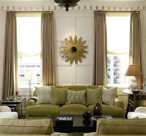 Фотография: Гостиная в стиле Восточный, Декор интерьера, Декор дома, Зеркала – фото на INMYROOM