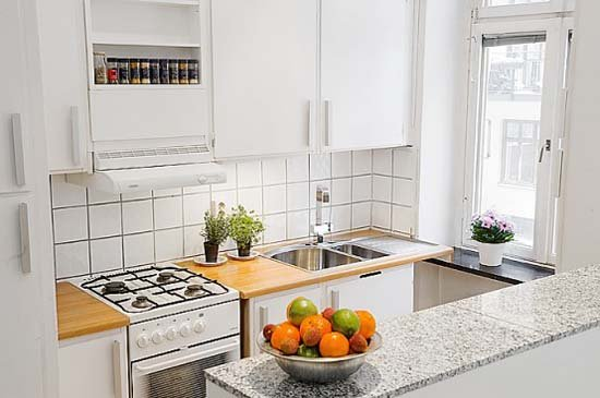 Фотография: Кухня и столовая в стиле Скандинавский, Интерьер комнат, Советы – фото на INMYROOM
