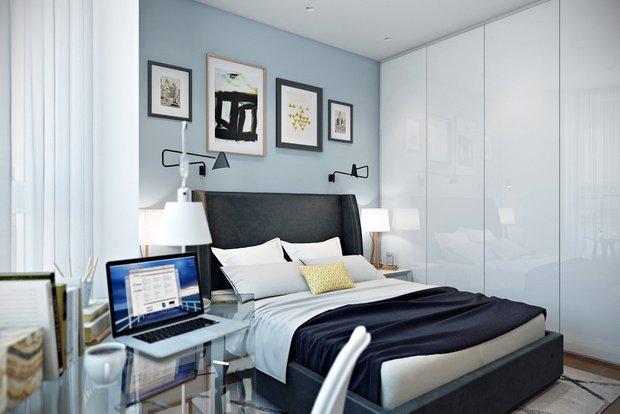 Фотография: Спальня в стиле Современный, Советы, Гид – фото на INMYROOM