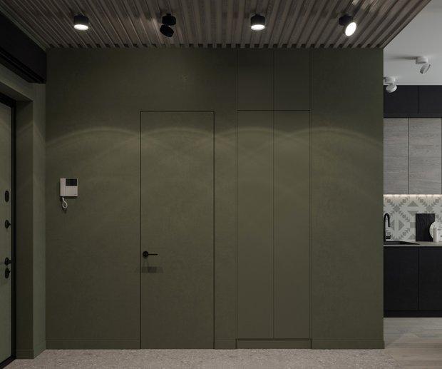 Фотография:  в стиле , Современный, Малогабаритная квартира, Квартира, Студия, Советы, Юлия Чернова, до 40 метров – фото на INMYROOM