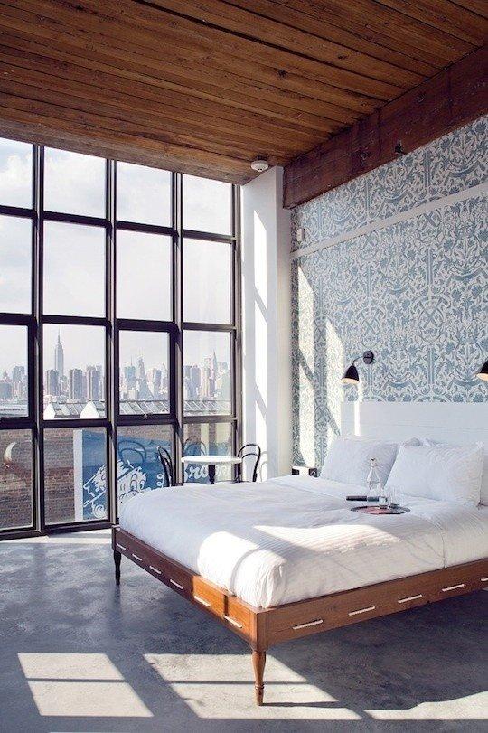 Фотография: Спальня в стиле Прованс и Кантри, Скандинавский, Квартира, Дома и квартиры – фото на INMYROOM