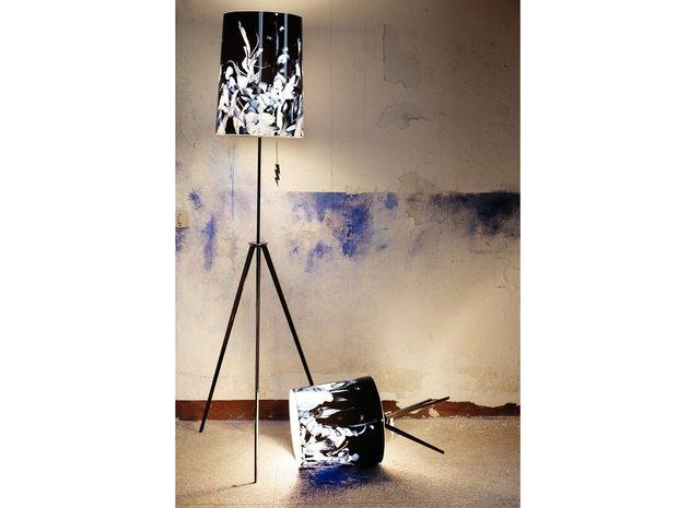 Фотография: Мебель и свет в стиле Современный, Гостиная, Освещение, Интерьер комнат, Тема месяца, Люстра – фото на INMYROOM