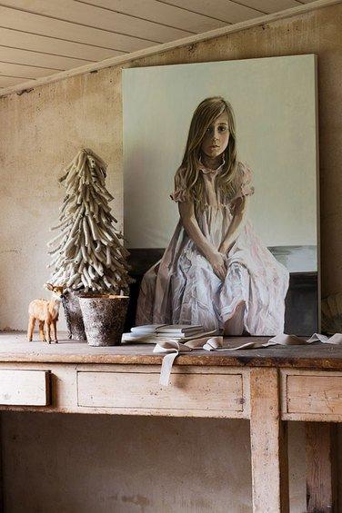 Фотография: Декор в стиле Прованс и Кантри, Скандинавский,  – фото на INMYROOM