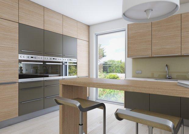 Фотография: Кухня и столовая в стиле Минимализм, Советы, Egger – фото на InMyRoom.ru