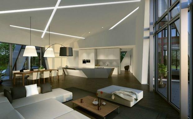 Фотография: Кухня и столовая в стиле Современный, Гостиная, Декор интерьера, Квартира, Дом, Декор – фото на INMYROOM