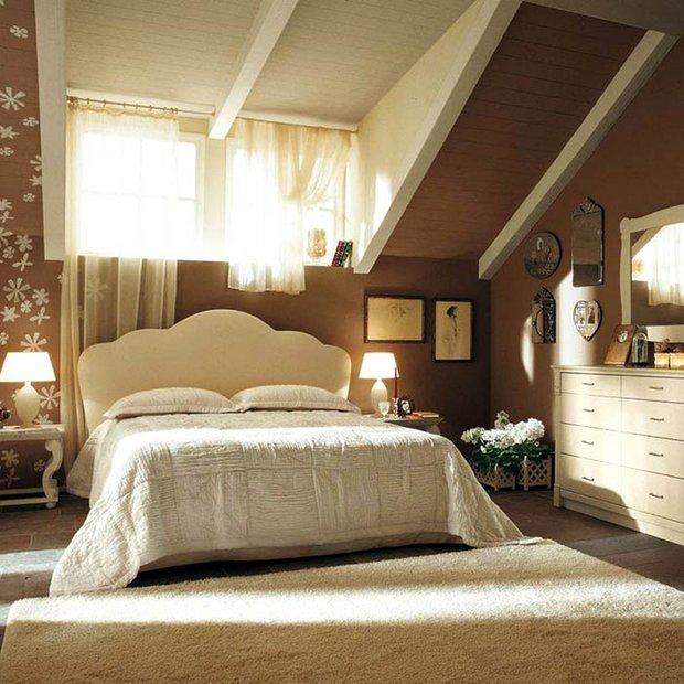 Фотография: Спальня в стиле Современный, Классический, Декор интерьера, Интерьер комнат, Прованс, Восток – фото на INMYROOM