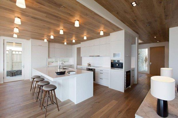 Фотография: Кухня и столовая в стиле Современный, Декор интерьера, Мебель и свет, Дача – фото на InMyRoom.ru