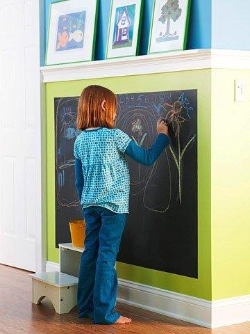 Фотография: Гостиная в стиле Прованс и Кантри, Детская, Интерьер комнат – фото на INMYROOM