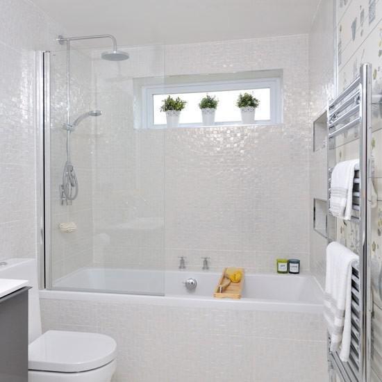 Фотография: Ванная в стиле Современный, Декор интерьера, DIY, Интерьер комнат, Переделка – фото на INMYROOM