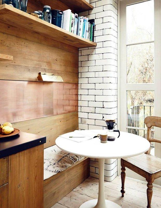 Фотография: Кухня и столовая в стиле Лофт, Декор интерьера, Аксессуары, Декор, Мебель и свет – фото на INMYROOM