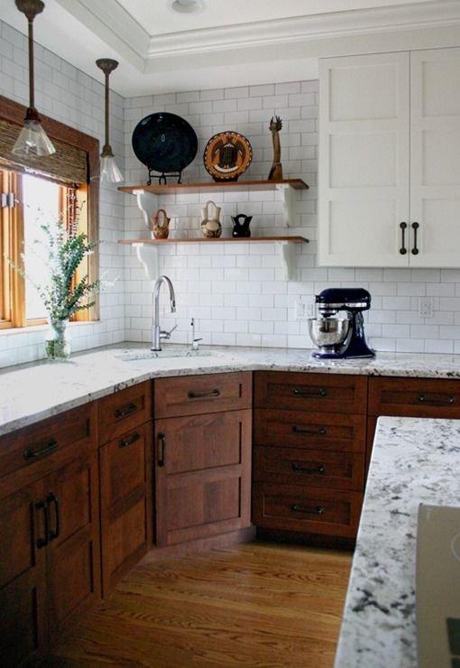 Фотография: Кухня и столовая в стиле Прованс и Кантри, Скандинавский, Советы, Ремонт на практике – фото на INMYROOM
