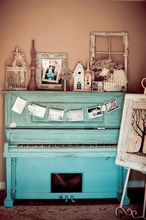 Фотография: Декор в стиле Прованс и Кантри, Скандинавский, Декор интерьера, Дом, Декор дома, Цвет в интерьере – фото на INMYROOM