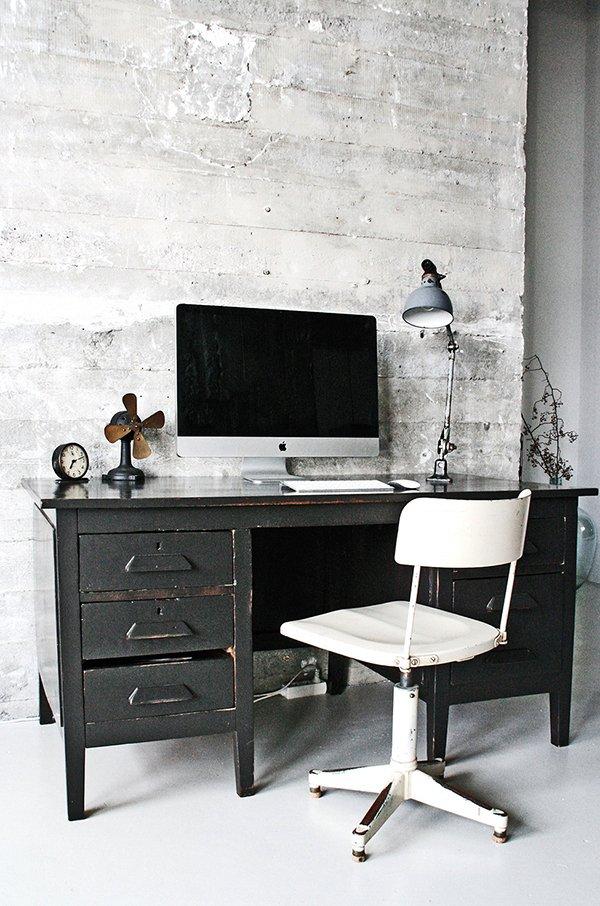 Фотография: Офис в стиле Лофт, Дизайн интерьера, Декор, Индустриальный – фото на INMYROOM