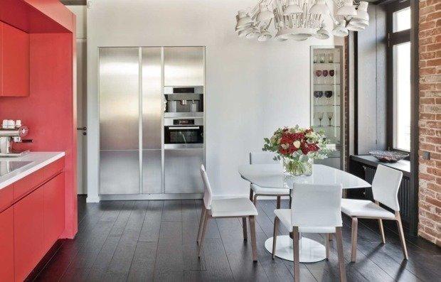 Фотография: Кухня и столовая в стиле Лофт, Ремонт, Ремонт на практике, Гид, ремонт своими руками – фото на INMYROOM