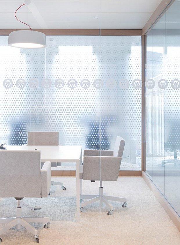 Фотография: Офис в стиле Современный, Хай-тек, Офисное пространство, Дома и квартиры, Проект недели – фото на INMYROOM