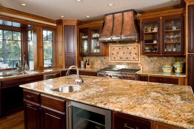 Фотография: Кухня и столовая в стиле Прованс и Кантри, Интерьер комнат – фото на INMYROOM
