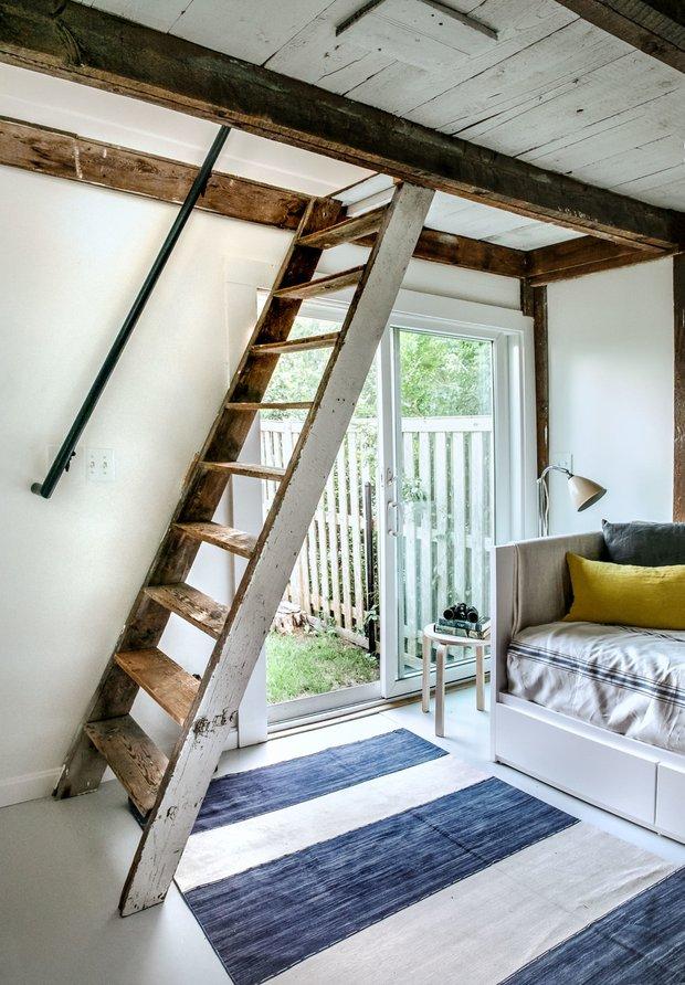 Фотография: Спальня в стиле Прованс и Кантри, США, Дом и дача – фото на INMYROOM