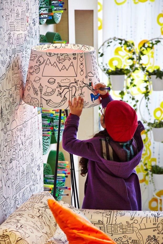 Фотография: Декор в стиле Современный, Скандинавский, Индустрия, События, IKEA, Маркет, Эко, Artplay – фото на INMYROOM
