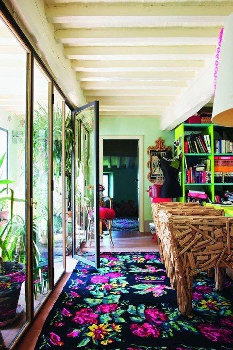 Фотография:  в стиле Эклектика, Декор интерьера, Декор дома – фото на INMYROOM