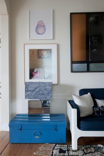 Фотография: Декор в стиле Прованс и Кантри, Современный, Квартира, Дома и квартиры, Советы, Стены, Подушки, Ремонт на практике – фото на INMYROOM