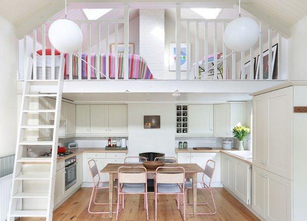 Фотография: Кухня и столовая в стиле Скандинавский, Советы, лайфхаки, Евгения Матвеенко, FlatsDesign – фото на INMYROOM