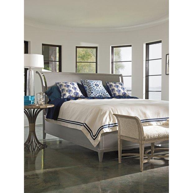 Фотография: Спальня в стиле Восточный, Дизайн интерьера, Морской – фото на INMYROOM