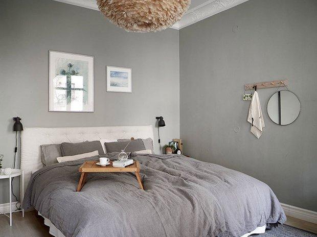 Фотография: Спальня в стиле Скандинавский, Декор интерьера, Карта покупок – фото на INMYROOM