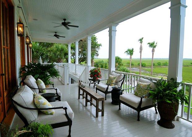 Фотография: Балкон, Терраса в стиле Современный, Восточный,  – фото на INMYROOM
