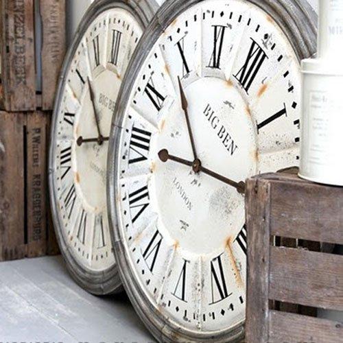Фотография: Декор в стиле Прованс и Кантри, Современный, Декор интерьера, Часы, Декор дома – фото на INMYROOM
