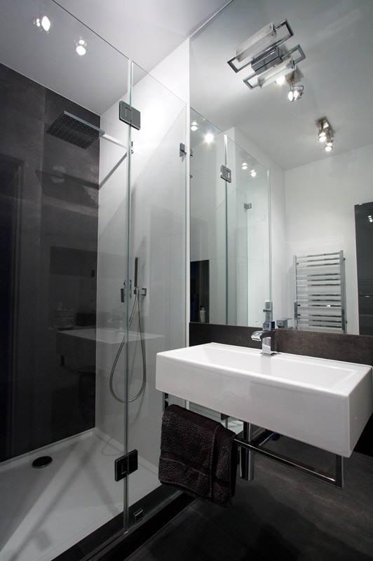 Фотография: Ванная в стиле Современный, Лофт, Квартира, Дома и квартиры, Индустриальный, Польша – фото на INMYROOM